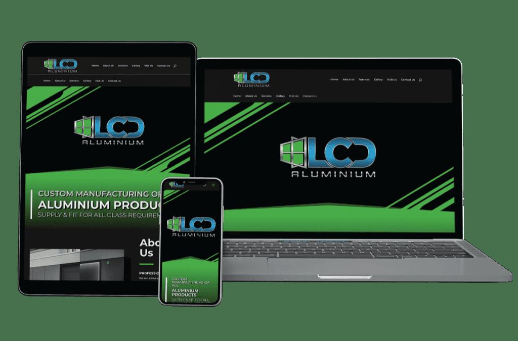 LCD Aluminum