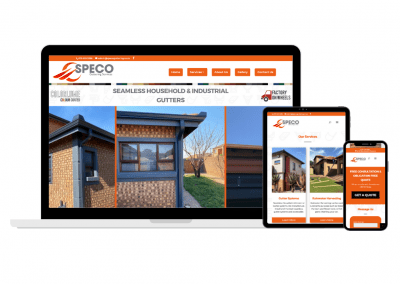 Speco Guttering Services
